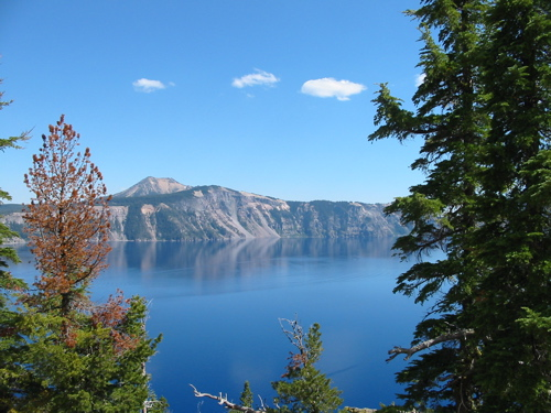 Crater Lake: Crater Lake, OR